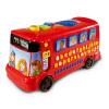 Vtech VTech раннего детства обучающие игрушки алфавит из 26 букв автобус английский машинного обучения Детская игрушка автомобиль новая деревянная детская игрушка блоков автобус лондонская автобус детская игрушка детская образовательная игрушка