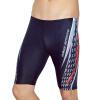 QIHAI 5552-6 мужские угловые штаны для плавания с высокими эластичными воздухопроницаемыми быстросохнущими мужскими купальниками XL XL