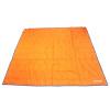 Chanel Duoqi CHANODUG наружное оборудование водонепроницаемый и влажный пикник мат кемпинг пляжный парк 2M * 2M оранжевый пол палатки с защитной площадкой 8904