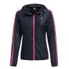 Jingdong [супермаркет] Xtep (XTEP) женские модели спортивной куртки спортивной ветровки куртки весной и осенью женщина ветровка куртка двойной XL код 985 328 150 268 Blue Lake женские куртки