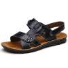 Мужские летние сандалии случайные сандалии и тапочки сандалии мужчины ленивые дышащей обуви сандалии beira rio сандалии