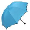 HUWAIGUSHI складной солнцезащитный зонтик, пляжный зонт винила, зонт от солнца зонт пляжный 1051 р 300см