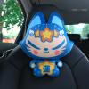 [Супермаркет] Jingdong тянуть кота (ZhuaiMao) мультфильм автомобиля подголовник защита автомобиля подушка шеи подушка шеи плед шить модели M16-QCJP-002 Пара черный
