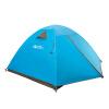 Пасторальная флейта туризм кемпинг кемпинг ветер и дождь дышащий 4 человека двойной три сезона палатки QR4 EXZ1529002 синий dhl ems 1pc for good quality mr j3 20b