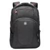 WENGER (WENGER) компьютерная сумка мужчин и женщин мода спортивный рюкзак 16-дюймовый компьютер сумка досуга многофункциональный офис бизнес-пакет черный SAB60155009