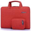 Британская (BRINCH) сумка для компьютера 14-дюймовый Apple Lenovo ASUS Dell ультратонкий портативный блок питания для ноутбука BW-208 красный