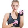 LAC противоскользящие износостойкие спортивные перчатки для фитнеса han au lac 600g