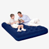 Bestway раскладные кровати надувные матрасы двойной воздушной подушке кровать надувные кровати офис обеденный стол кровать кровать сон кровать кровать кровать (с насосом 1) 67002 9ts5 el flock