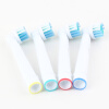 Электрическая зубная щетка SB-17A для Oral B Braun, 4 шт. браун braun электрическая зубная щетка oral b db4510