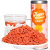 Gongyuan Goji Tea Ningxia Zhongning Herbal Tea 100g / tank chinese tea ningxia goji berry fruit health beauty 250g f171