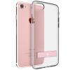 7 BIAZE Apple, телефон оболочка защитного рукава iPhone7 магнитные металлические стенты целом падение пакет оболочка сопротивления JK83- розовое золото