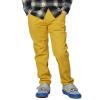 Le квартал за кварталом (JJLKIDS Partner Club) бренд детской одежды мальчиков случайные брюки детские брюки весна BCK63057 светло-желтый 105 olympia le tan джинсовые брюки
