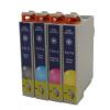 Подлинная T0715 Multipack Картриджи для Epson T0711 T0712 T0713 T0714 t0715 t0711 t0712 t0713 t0714 ink cartridge for epson d78 d92 d120 dx4000 dx4050 dx4400 dx4450 dx5000 dx5050 dx6000 dx6050 sx215