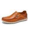 Мужские туфли на верблюдах мужские туфли носки кожаные повседневные туфли удобные износостойкие мужские низкие туфли W712344410 светло-коричневые 42/260 ярдов