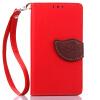 Красный Дизайн Кожа PU откидная крышка бумажника карты держатель чехол для Samsung Galaxy J7(2016)/J710 розовый дизайн кожа pu откидная крышка бумажника карты держатель чехол для samsung galaxy j7 2016 j710