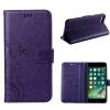 iPhone 7 Plus MOONCASE цветочным узором Премиум мягкий PU Кожаный чехол для iPhone 7 Plus чехол для iphone 7 глянцевый printio альтрон мстители