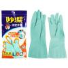 Мяо Цзе чистки перчатки резиновые перчатки кашемир домашнюю работу смарт-типа Большой перчатки stella перчатки
