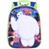 Дисней (Disney) белые мужские модели милые детские школьные сумки питомник легкий рюкзак школьный IB0001A- светло-синий / зеленый конфусиус школьный портфель 1 6 grade светоотражающие легкий мульти карман k503 легко чистить синие детские школьные сумки