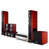 Двойное обещание SA6802 домашний кинотеатр 5.1 набор звуковой комбинации домашнего усилителя мощности сабвуфер KTV гостиная ТВ-динамики 5.1 домашний кинотеатр шесть комплектов домашний кинотеатр