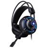 все цены на Hewlett-Packard (HP) H300 носить шок игровой гарнитуры игровой компьютер гарнитура с микрофоном бас черный LOL онлайн