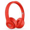 Beats Solo3 Беспроводная гарнитура Bluetooth-гарнитура Гарнитура для гарнитуры гарнитуры - красный MP582PA / A гарнитура беспроводная sony sbh70ru b bt3 0