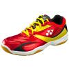 YONEX Yonex бадминтон обувь для мужчин и женщин спортивной обуви амортизирующей обувь YY SHB-49CR белых / синих 40 ярдов носки спортивные yonex yy yy