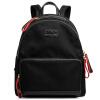 Каллахан (Каллахан) женский корейский дикий сумка рюкзак большой емкости дорожная сумка холст г-жа плюс синтетический кожаный мешок колледж Ветер сшивание водонепроницаемый мешок черный прилив KW6162011