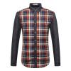 Artsdon   мужская рубашка хлопковая деловая рубашка livanso рубашка мужская