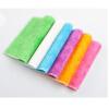 Yinglite Высокоэффективный антижировые цвета тряпочки волокна бамбука Стиральная полотенце Магия кухни Очистка протирочной ветоши полотенце для кухни арти м незабудки