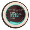 Maybelline (MAYBELLINE) чистая минеральная вода, ощущение для кожи рыхлый порошок 5,5 г (масло управления Concealer Foundation Пудра рассыпчатая пудра держать нежирный) пудра