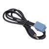 Адаптер Aux кабель Авто Аудио Запчасти для Blaupunkt автомобилей Радио 00-10 BLA-3,5мм купить авто в украине запчасти шаран