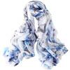 [Супермаркет] Джингдонг Ши Юй Лан (LANSHIYU) шелковый шарф женский шелковые шали шарфы 3 цвета