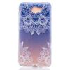 Фиолетовый узор бабочки Мягкая тонкая резиновая оболочка из силиконового геля TPU для HUAWEI Y5 II смартфоны huawei y5 2017 grey