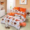 MERCURY постельные принадлежности набор 3 штуки простыня чехол на одеяло 100% хлопок образы мультфильма mercury постельные принадлежности набор 4 штуки простыня с набивной чехол на одеяло 100