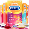 Durex мужской резьбовой презерватив Натуральный латекс 18 шт. секс-игрушки для взрослых durex 18