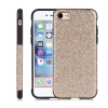 Mobile Smart Phone Flash Protecting Shell With Glitter Case For Iphone 7 noctilucent matte tpu mobile phone shell for iphone 7 4 7 2016 horse pattern printing