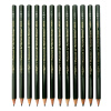Мицубиси (Uni) 9800 Мицубиси Карандаш эскиз карандаша рисунок карандашные рисунки мульти-градации F (12 палочки) автобагажник для мицубиси аутлендер xl 2