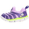 Nike (NIKE) кроссовки ДИНАМО бесплатно (TD) детская спортивная обувь 343938-505 фиолетовый / зеленый ярдов US7C 23.5 ярдов детская литература аудиокниги скачать бесплатно
