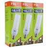 Супермаркет] [Jingdong FSL Т4 энергосберегающие лампы 3U-18W-E27 белый 3 означает хочу фольксваген т4 в брянске и области