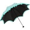 Jingdong [супермаркет] рай зонтик UPF50 + винил шелковые черные точки бой кружево двойной тройной гриб зонтик ВС зонтик розовый 30046ELCJ upf50 rashguard bodyboard al004