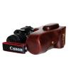 Раннее Strider SLR камеры SLR пакет случае защитный рукав кожа кожа коричневое масло EM-213 стандартный объектив Canon 6D + раннее развитие айрис пресс волшебный театр золушка