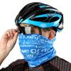 Кавалерия с кавалерией открытый спортивный шарф полотенце шарф верхом шарф мужчины и женщины шарф многофункциональный маска шарф маска бесшовный шарф оборудование для верховой езды синяя любовь