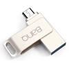 BanQ T80 Plus USB Flash Drive (USB3.0 + Micro USB с двойным использованием) OTG Smart Phone Memory suntrsi smart phone usb flash drive metal pen drive 64gb pendrive 8gb otg external storage micro usb memory stick flash drive