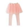 Fuluo чо Flordeer французских детской одежды девочки розовая гофрированная чистая вуаль брюки F71003 100 ai fuluo iflow