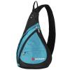 SWISSGEAR мешок грудь мужчины и женщины водонепроницаемый моды случайные груди треугольник сумка сумка сумка на открытом воздухе путешествие пакет SA-9966 Blue Lake