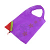 1 шт Клубника Складная хозяйственная сумка Tote многоразовый Экологию Бакалея сумка бакалея