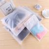 Водонепроницаемый Zip Одежда Нижнее белье Бюстгальтер носки сумка для хранения уплотнения мешок Организатор travel duffel bag водонепроницаемый складной багажник организатор праздничный тренажерный зал ночная одежда сумка для хранения баг