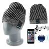 Беспроводная связь Bluetooth Music Knit Hat с гарнитура наушники для телефонов для сотовых телефонов htc и bluetooth беспроводная гарнитура наушники наушники hm5800