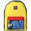 Посол Франции (Delsey) Гадкий меня маленький желтый человек 3 детей портфель плече сумка ночь синий 70360260102