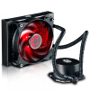 Cooler Master Ice Cooler B120I CPU Water Cooled Radiator (поддерживает платформу I9 2066 / Dual Cavity Pump / Microchannel Design / Balanced Fan) magicool 140 ex slim 140mm copper radiator water cooler double fins coolgate hd